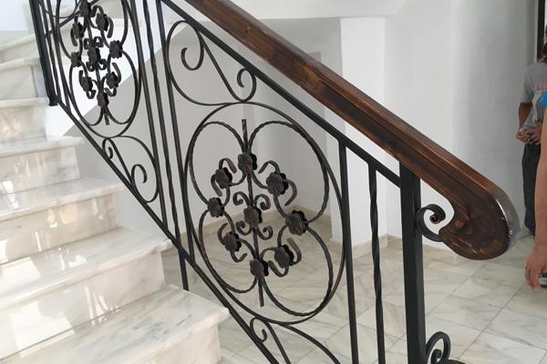 Balustrada confectie metalica Tismana