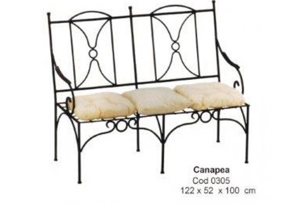 Canapea Arabesque