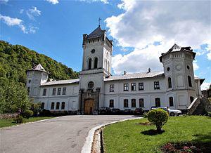 Mănăstirea_Tismana