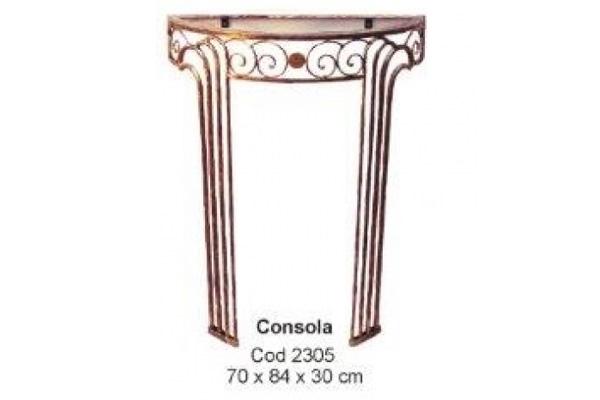 Consola Miroir I